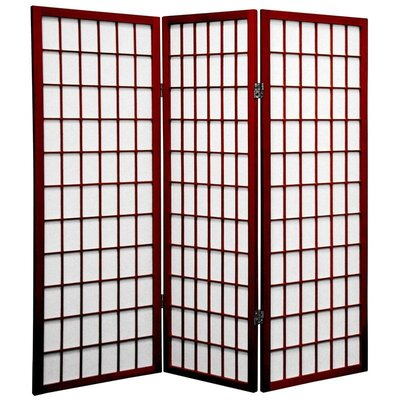 Oriental Furniture Shoji Screen Room Divider
