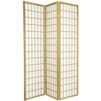 Oriental Furniture Window Pane in Gold