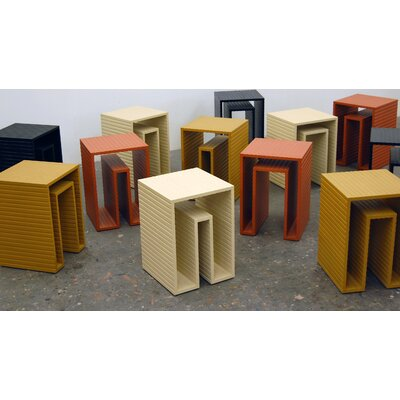 Jeb Jones Open Form End Table