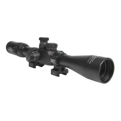 5X25 Hunting Riflescope with 42mm Objective
