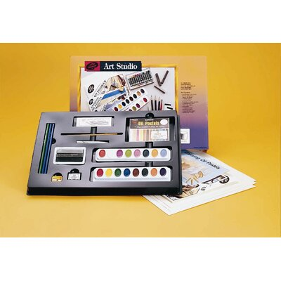 Weber Art JON GNAGY ART STUDIO SET