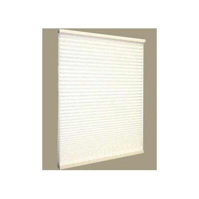 "Honeycomb Cellular Insulating Window Shade - 84"" H"