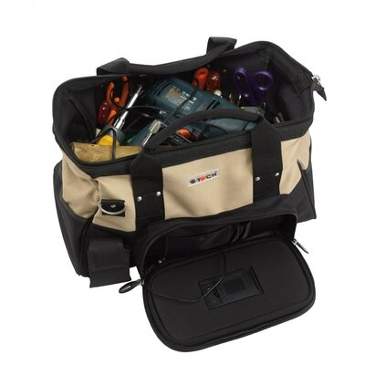 "G-Tech by GOODHOPE Bags 18"" Tool Time Travel Duffel"