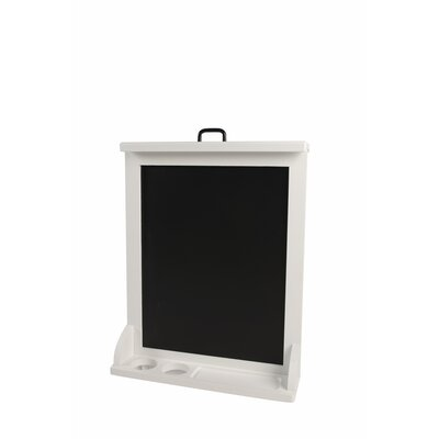 Little Partners Art Easel in Soft White