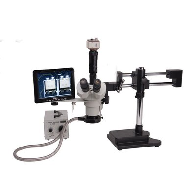 VIS-750 Microscope Based Video Inspection System
