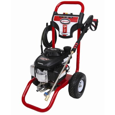 Simpson Mega Shot 2600 PSI Premium Gas Pressure Washer