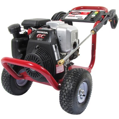 Simpson Mega Shot 3100 PSI Premium Gas Pressure Washer