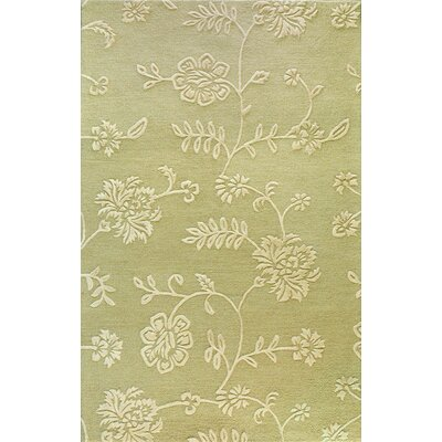 Bashian Rugs Verona Light Green Rug