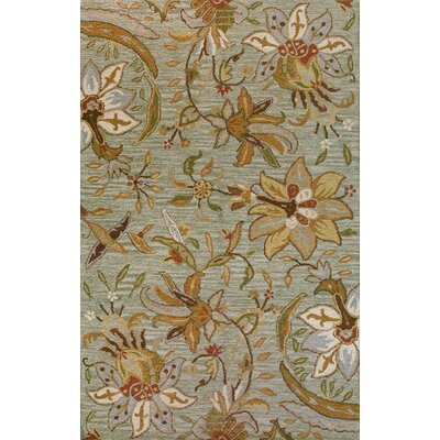 Valencia Raja Light Green Rug