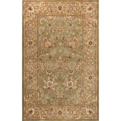 Wilshire Ratna Light Green Rug