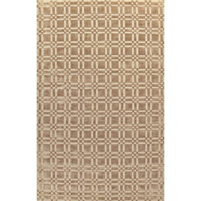 Radiance Intersect Mocha Rug