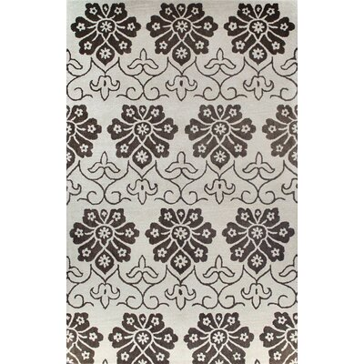 Greenwich Ashante Ivory / Chocolate Rug