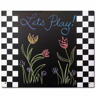 Swing-n-Slide Magnetic Chalkboard