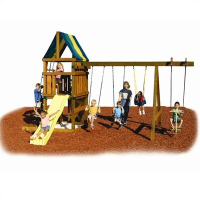 Swing-n-Slide Alpine Custom DIY Play Set Hardware Kit - Project 612