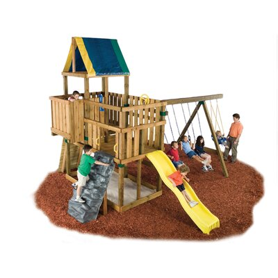 Swing-n-Slide Ready to Build Custom Kodiak DIY Swing Set Hardware Kit - Project 512