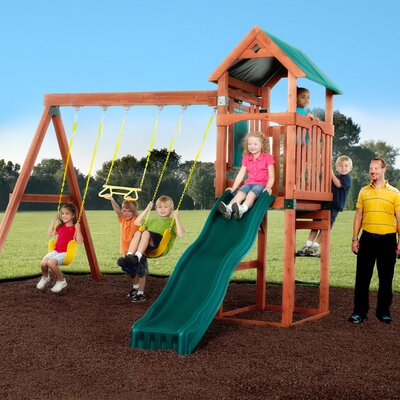 Swing-n-Slide Conover Swing Set