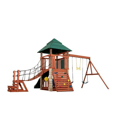Swing-n-Slide Sherwood Palace Swing Set
