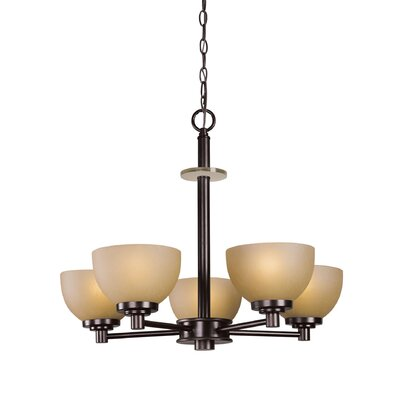 Woodbridge Lighting Ajo 5 Light Chandelier