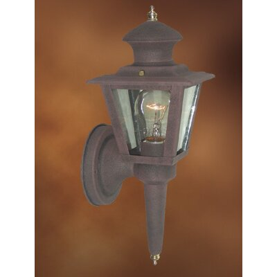 Woodbridge Lighting Basic 1 Light Outdoor Wall Light