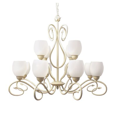 Woodbridge Lighting Champlaign 12 Light Chandelier
