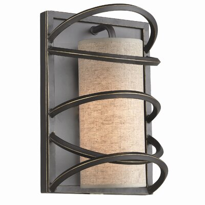 Woodbridge Lighting Loop 1 Light Wall Sconce