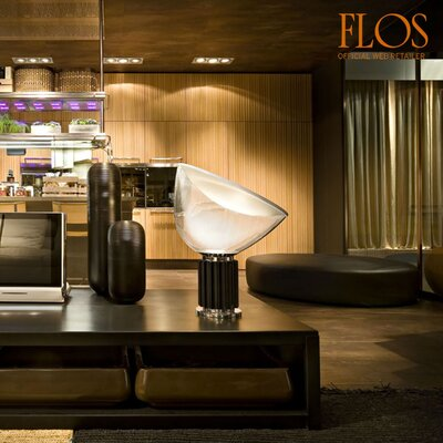 FLOS Taccia Led Table / Floor Lamp