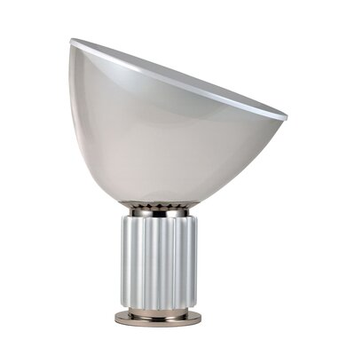 "FLOS Taccia 21.26"" H Table Lamp Bowl Shade"