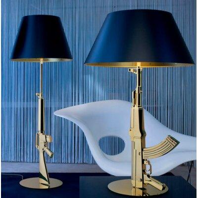 FLOS Gun Table Lamp with Empire Shade