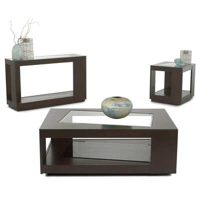 Klaussner Furniture Sequoia Coffee Table Set