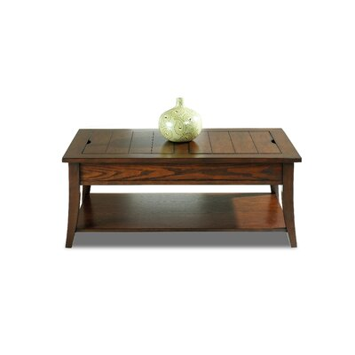 Klaussner Furniture Pendleton Coffee Table with Lift-Top