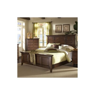 Klaussner Furniture Carturra Panel Bed
