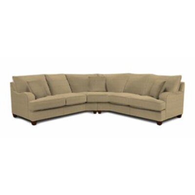 Klaussner Furniture Canyon Fabric Sectional