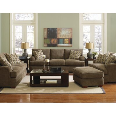 Klaussner Furniture Vaughn Living Room Collection