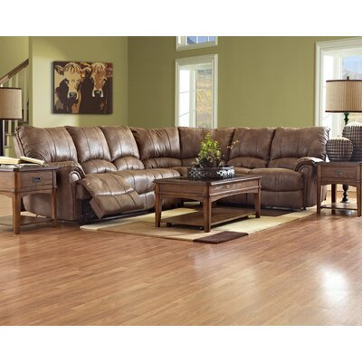 Briscoe Fabric Reclining Sectional