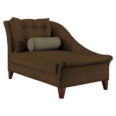klaussner furniture lincoln left arm facing chaise lounge reviews wayfair. Black Bedroom Furniture Sets. Home Design Ideas