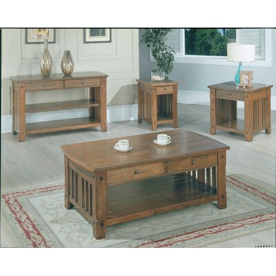Parker House Furniture Coffee Table Set