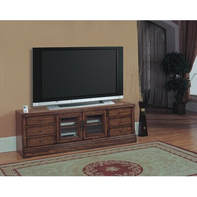 "Parker House Furniture Sedona 78"" TV Stand"