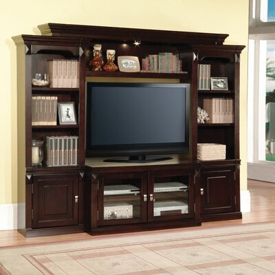 Parker House Furniture Premier Auburn Entertainment Center