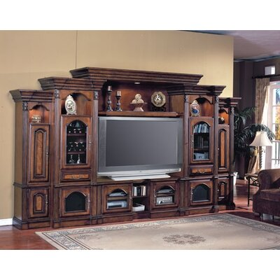 Parker House Furniture Portofino Entertainment Center