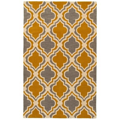 LR Resources Allure Gray Rug