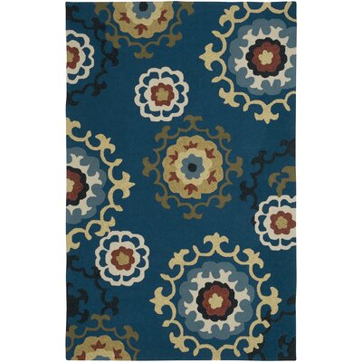 Enchant Blue Rug