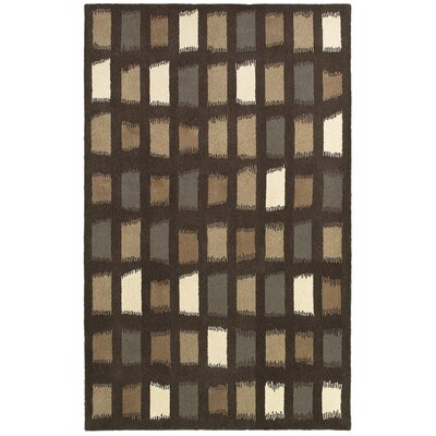 LR Resources Allure Chocolate Rug
