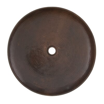 Thompson Traders Limited Editions Round Zen Bathroom Sink
