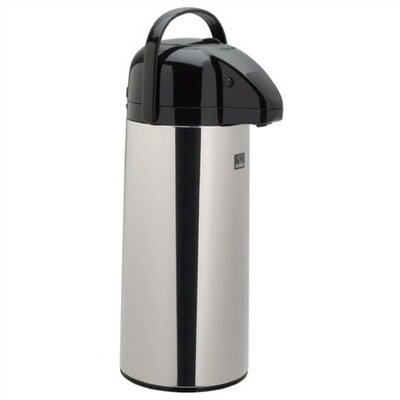 Zojirushi Air Pot Beverage Dispenser in Polished Stainless - 85 oz.