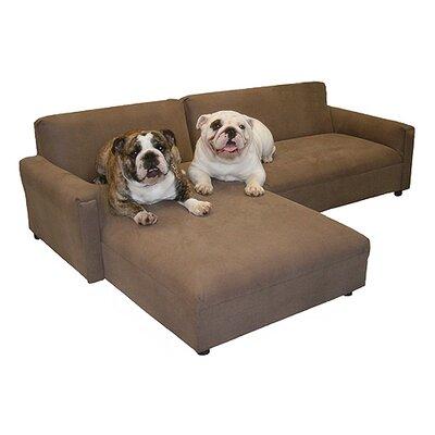 Maxcomfort Biomedic Pet Modular Sectional Dog Sofa