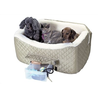 Snoozer Pet Products Large Lookout II Pet Car Seat
