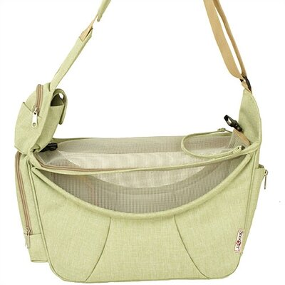 Snoozer Pet Products Cross-Body Pet Carrier