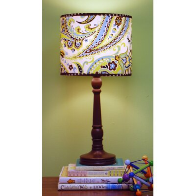 My Baby Sam Paisley Splash in Lime Lamp