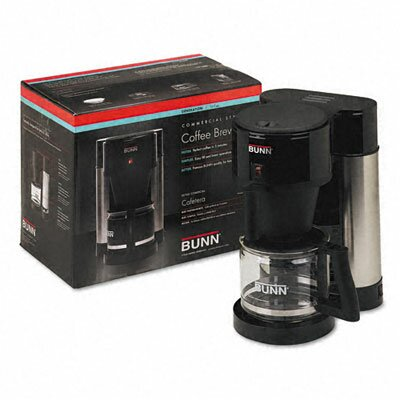 10-Cup Professional Home Coffee Brewer