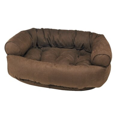 Bowsers Double Donut Bolster Dog Bed